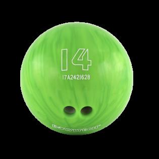 BOWLTECH UV URET H.BALL 14 LBS