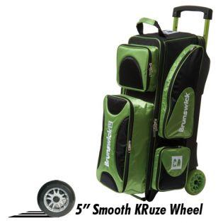 BRUNSWICK FLASH X TRIPLE ROLLER GREEN