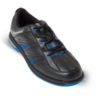BRUNSWICK MENS WARRIOR BLACK/ROYAL