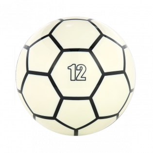 BOWLTECH SOCCER UV URET H.BALL 12 LBS
