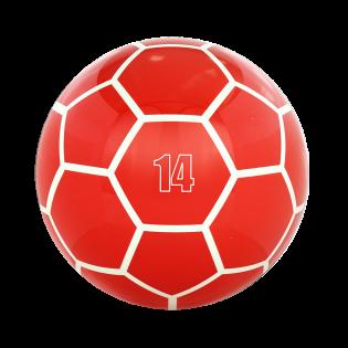 BOWLTECH SOCCER UV URET H.BALL 14 LBS