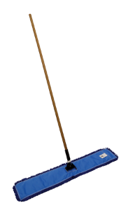 "KEGEL 36"" UTILITY MOP WITH HANDLE ASSEMBLY (BLUE)"