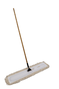 "36"" APPROACH YARN-STYLE MOP WITH HANDLE ASSEMBLY (WHITE)"