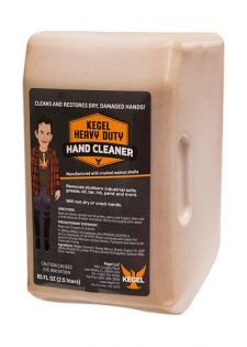 HEAVY DUTY HAND CLEANER 2.5 LITER REFILL