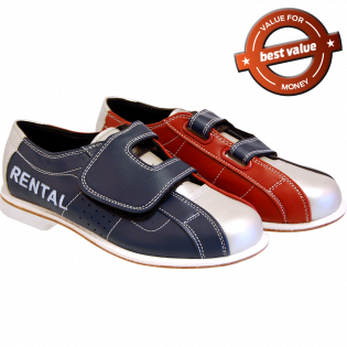 VELCRO RENTAL SHOE