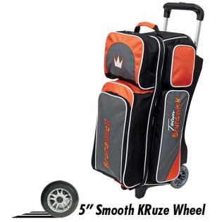BRUNSWICK TEAM BRUNSWICK TRIPLE ROLLER ORANGE